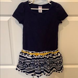 Gymboree bubble skirt dress